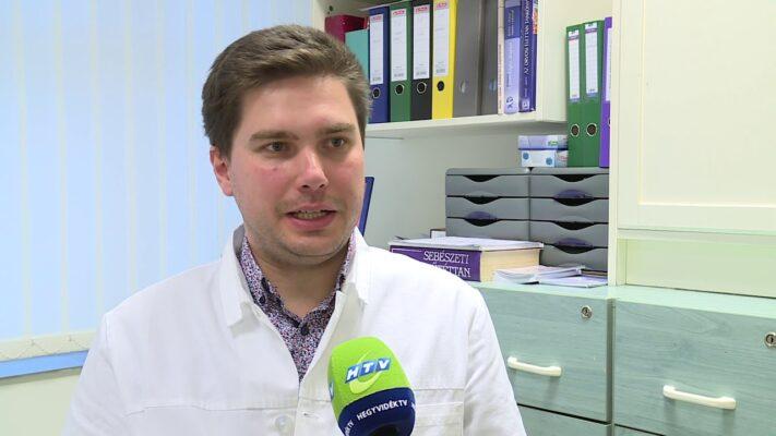 A hegyvidéki háziorvosokhoz is megérkezett az influenza elleni védőoltás - Hírek 2020. október 21.