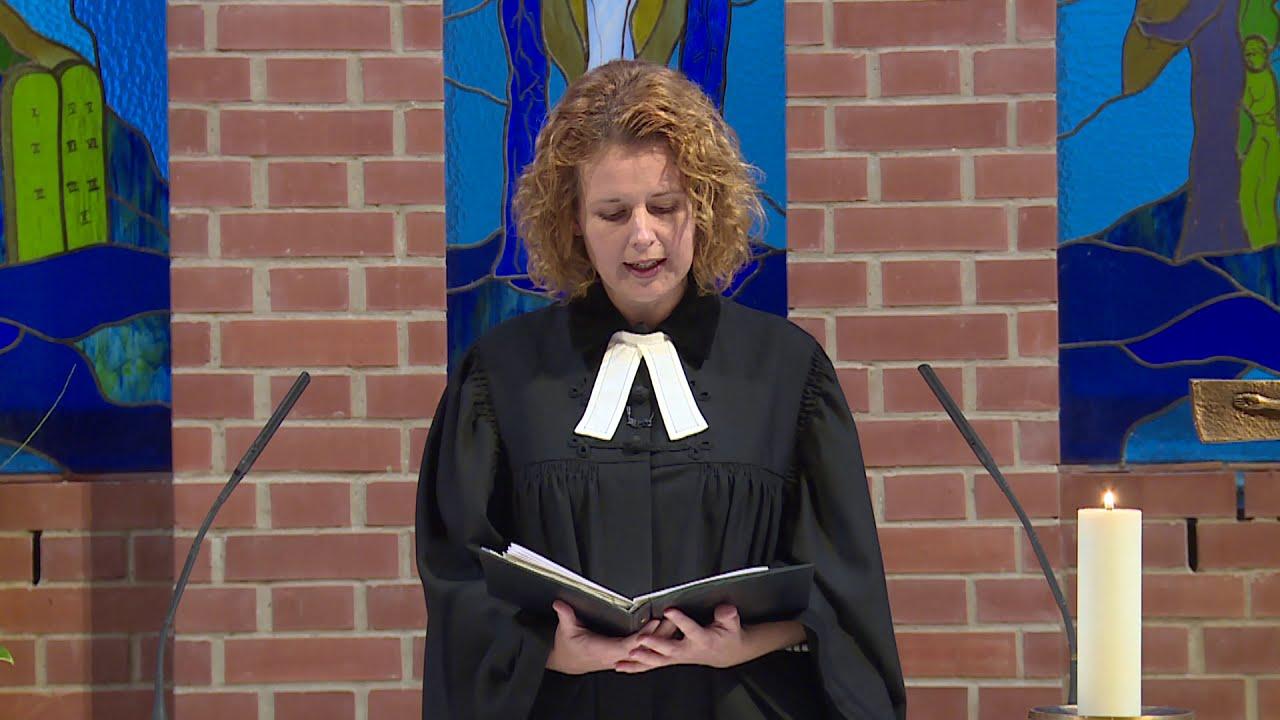 Evangélikus istentisztelet - 2020. november 29.