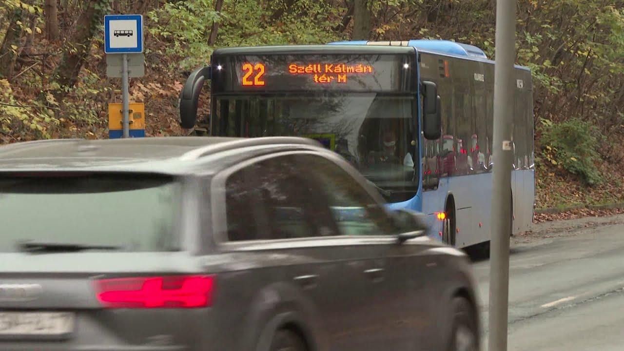 Megkezdődhet a Budakeszi út fejlesztésének előkészítése - Hírek 2020. november 13.