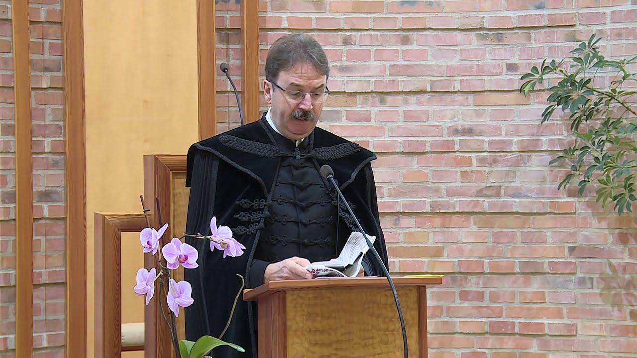 Református istentisztelet - 2020. november 15.