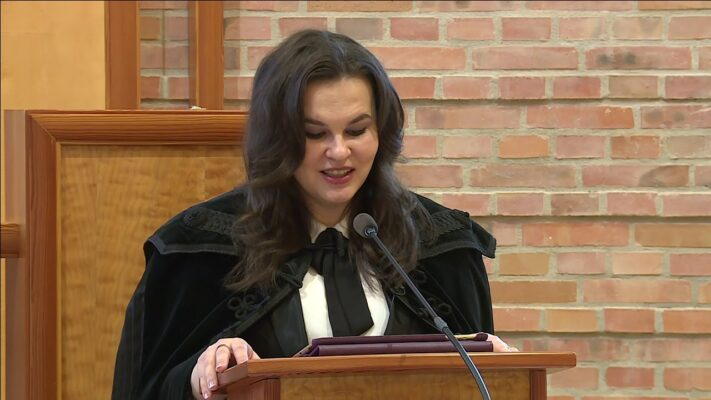 Református istentisztelet - 2020. november 22.