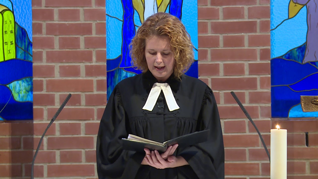 Evangélikus istentisztelet - 2020. december 1.