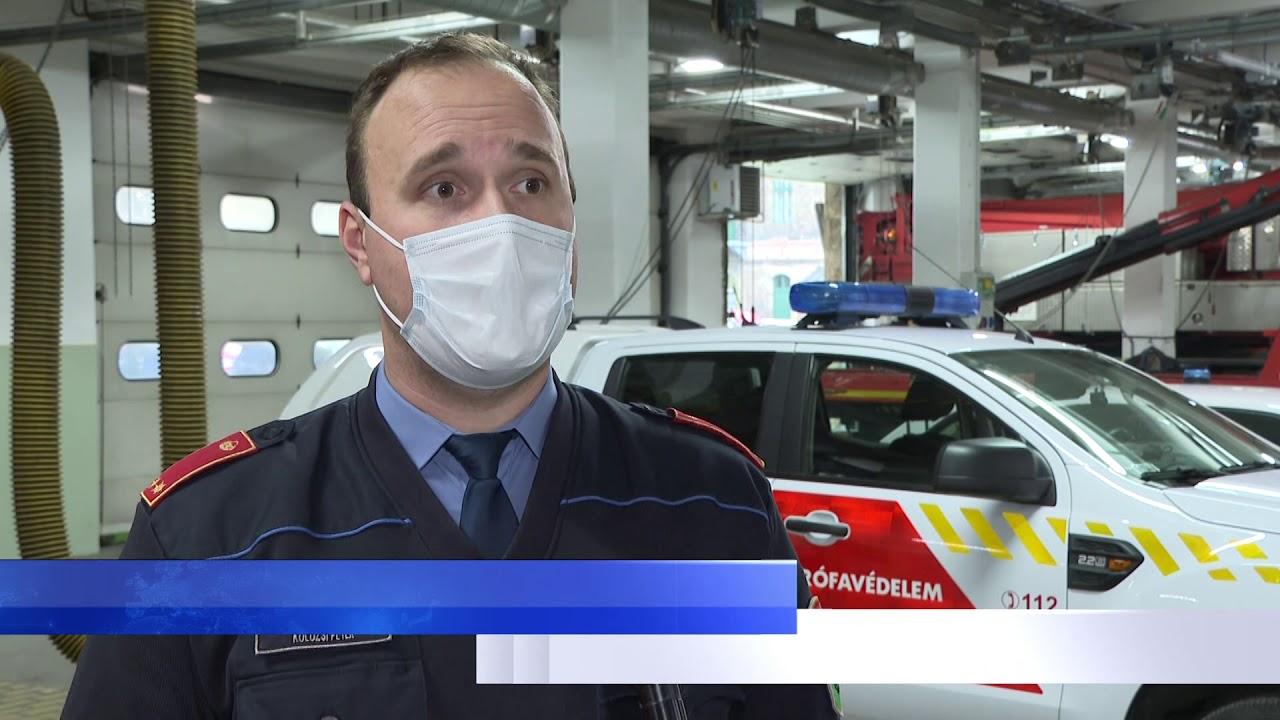 Sok budapesti társasházban nem tartják be a tűzvédelmi előírásokat - Hírek 2020. december 1.