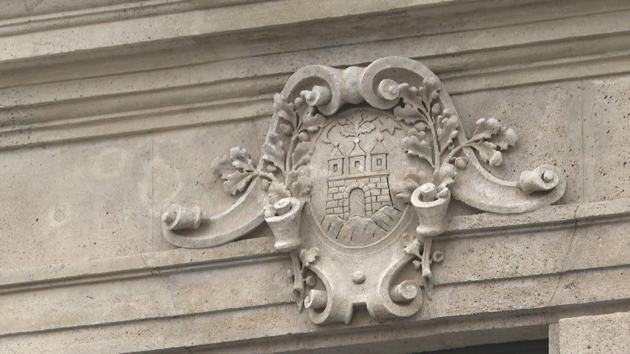 Eredeti formájában állítják helyre a Budai Várban az egykori Honvéd Főparancsnokság épületét