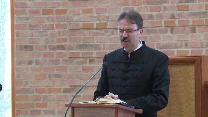 Református istentisztelet - 2021. január 17.