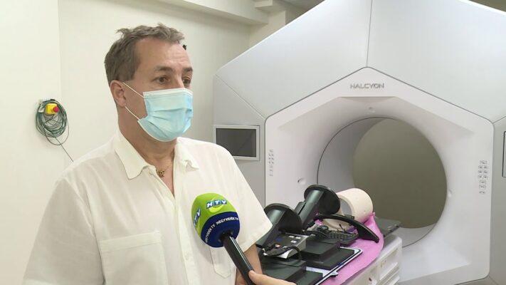 Új csúcsminőségű berendezések az Országos Onkológiai Intézetben - Hírek 2021. január 12.