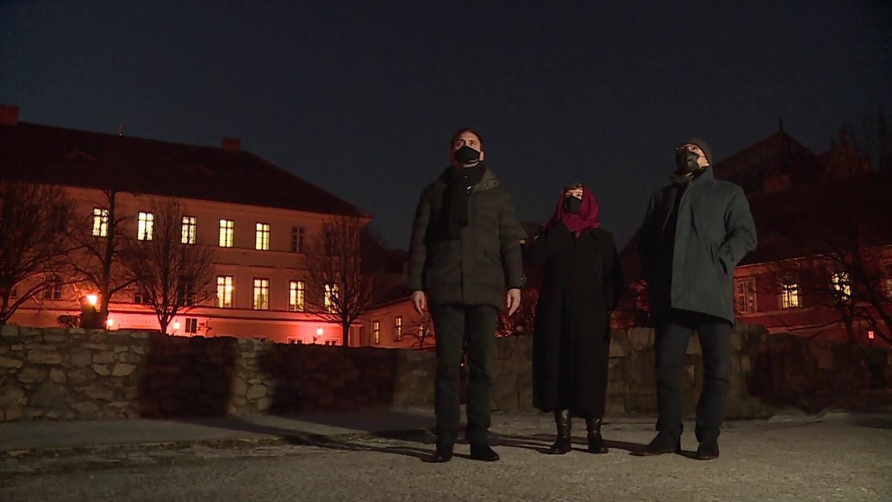 Budapest 76 évvel ezelőtti ostromának áldozataira emlékeztek a Kapisztrán téren