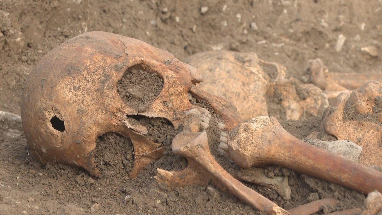 Több mint 3000 éves leleteket is találtak egy ásatáson, a Margit Körúton