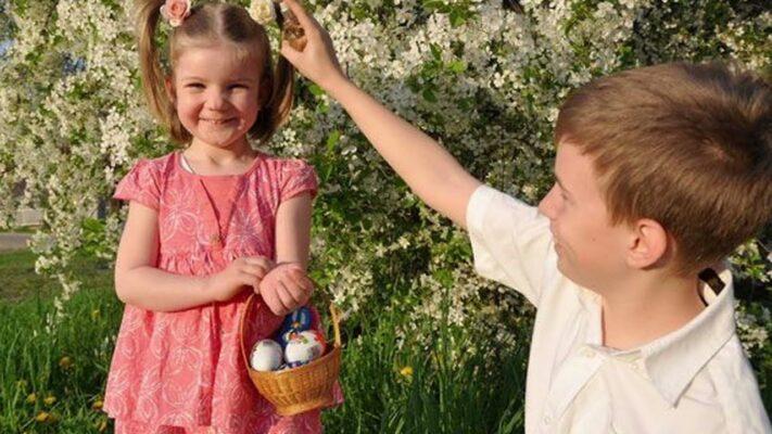A technika most különösen sokat segített a húsvéti hagyományok tovább adásában