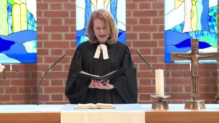 Evangélikus istentisztelet - 2021. április 11.