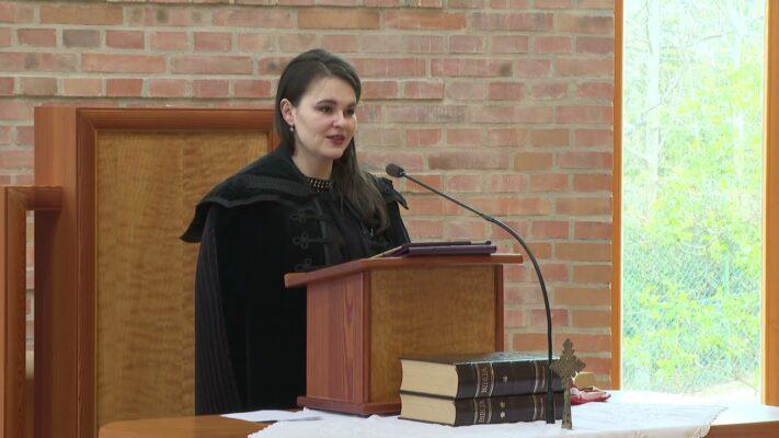 Református istentisztelet - 2021. április 18.