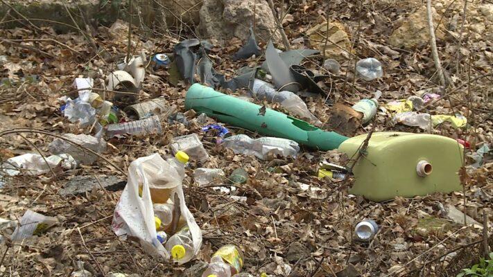 Illegális hulladéklerakók felszámolása a Hegyvidéken