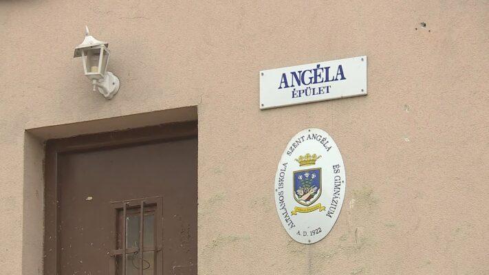 Teljesen megújul a II. kerületi Szent Angéla Iskola