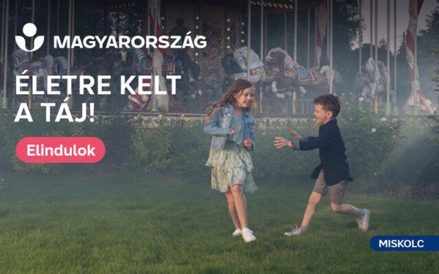 Magyarország Életre kelt táj